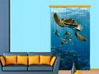 Pimendav fotokardin Disney Finding Nemo I 140x245 cm ED-87840