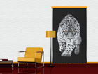 Pimendav fotokardin Leopard I, 140x245 cm ED-87857