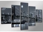 Viieosaline seinapilt New York-i sild 200x100 cm ED-88844
