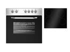Integreeritav ahi+pliidiplaat Bomann GR-89050