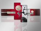 Neljaosaline seinapilt Modern 195x80 cm ED-89330