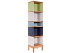 Riiul AbbeyWood Narrow Bookcase WO-89750