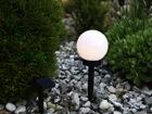 Päikesepaneeliga aiavalgusti 15 cm AA-89910