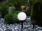 Päikesepaneeliga aiavalgusti 20 cm AA-89925
