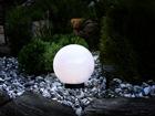 Päikesepaneeliga aiavalgusti 25 cm AA-89961