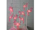 Taimeriga valguskett Flamingo AA-90686