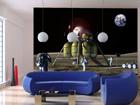Fliis-fototapeet Moon landing 360x270 cm ED-90729