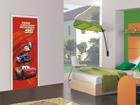 Fliis-fototapeet Disney Cars 90x202 cm ED-90944