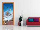Fliis-fototapeet Disney Planes 90x202 cm ED-90954