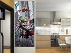 Fliis-fototapeet Avengers Captain America 90x202 cm ED-90990