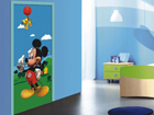 Fliis-fototapeet Disney Mickey 90x202 cm ED-91000