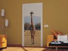 Fliis-fototapeet Giraffe 2 90x202 cm ED-91087