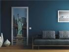 Fliis-fototapeet Statue of Liberty 90x202 cm ED-91444