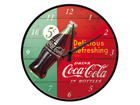 Retro seinakell Coca-Cola Delicious Refreshing SG-91853