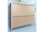Jalatsikapp NewEst Shoe Cabinet 2 Door WO-92043