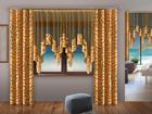 Kardin Tigrik 180x170 cm MO-92072