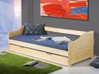 2-kohaline voodikomplekt Laura 90x190 cm AY-93010