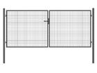 Autovärav, hall 1,25x4 m PO-93602