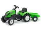 Pedaalidega traktor käruga Garden UP-93669