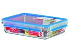 Toidukarp klaasist Emsa Clip&Close UR-94025