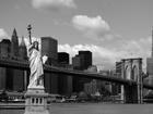 Fliis-fototapeet Statue of Liberty 360x270 cm ED-94852