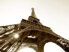 Fliis-fototapeet Eiffel Tower 360x270 cm ED-94868