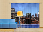 Poolpimendav fotokardin Brooklyn 280x245 cm ED-95354