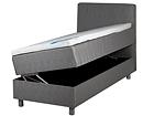 Hypnos voodi 90x200 cm pesukastiga FR-96063