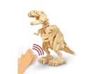 3D pusle Plaksuga liikuv T-Rex UP-97426