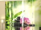 Läbipaistev paneelkardin Orchids and Sun 240x240 cm ED-97502