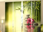 Pimendav paneelkardin Bamboo Leaves 240x240 cm ED-97508
