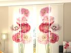 Läbipaistev paneelkardin Scarlet Song 240x240 cm ED-97602