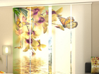 Poolpimendav paneelkardin Tropical Flovers 240x240 cm ED-97615