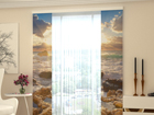 Poolpimendav paneelkardin Sea and Stones 80x240 cm ED-97815