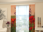 Poolpimendav paneelkardin Wonderful Poppies 80x240 cm ED-97827