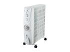 Õliradiaator Gils 2300 W + soojapuhur 500 W VX-97848