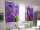 Poolpimendav kardin First crocuses 200x120 cm ED-98406