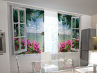 Poolpimendav kardin Open window 200x120 cm ED-98442