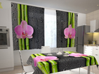 Poolpimendav kardin Orchids and bamboo 2, 200x120 cm ED-98553