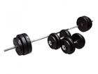 Hantlite komplekt 3-50 kg TC-98597