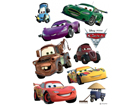 Seinakleebis Disney Cars 2 McQueen and Mater 42,5x65 cm ED-98666