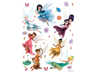 Seinakleebis Disney Fairies 42,5x65 cm ED-98674