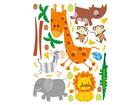 Seinakleebis Giraffe 42,5x65 cm ED-98680