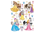 Seinakleebis Disney princesses and horses 65x85 cm ED-98817