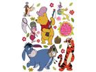 Seinakleebis Disney Winnie the Pooh Special 65x85 cm ED-98855