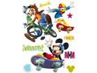 Seinakleebis Disney Mickey freestyle 65x85 cm ED-98863