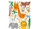 Seinakleebis Giraffe 1, 65x85 cm
