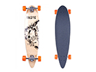 Longboard Skully Worker 36ʺ TC-98988