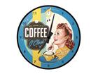 Retro seinakell Coffee O'Clock SG-99008
