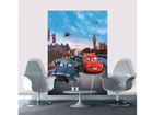 Fliis-fototapeet Disney Cars in London 180x202 cm ED-99071
